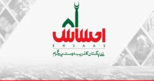 The growing of Ehsaas Programmes