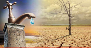 Water crisis: a daunting challenge